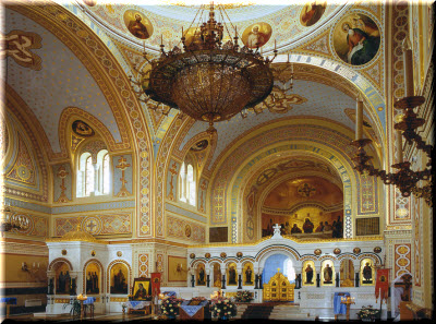 владимирский собор в херсонесе фото внутри