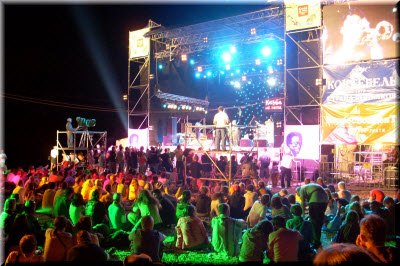 Koktebel Jazz In Blue Bay