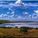 Чокрак — лечебное озеро с целебными грязями на востоке Крыма
