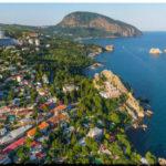 13 самых интересных мест крымского поселка Гурзуф с фото и описаниями