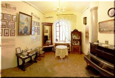 музей цветаевых в феодосии фото
