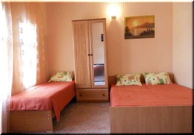отель лагуна николаевка фото