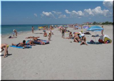 пляжи поповки крым