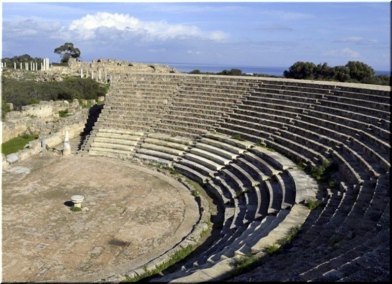 севастополь античный амфитеатр