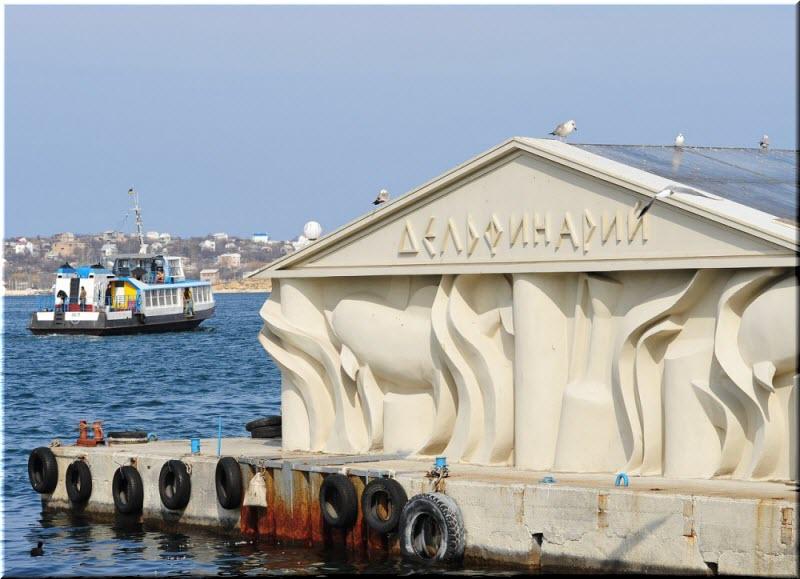 севастополь дельфинарий в артбухте