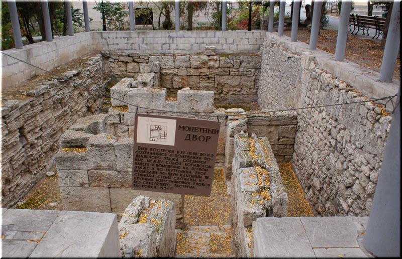 севастополь монетный двор