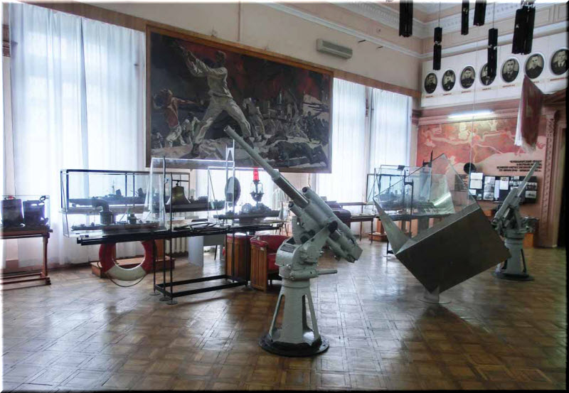 военно-исторический музей черноморского флота севастополь