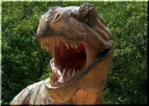 выставка динозавры в крыму 2017