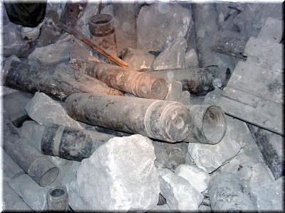 Находки в катакомбах Инкермана