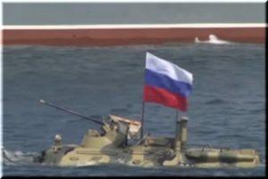 Репетиция парада на День ВМФ в Севастополе