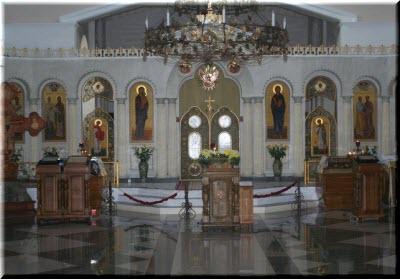 храм петра и павла в севастополе фото внутри