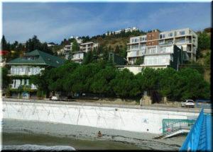 отель рай алушта