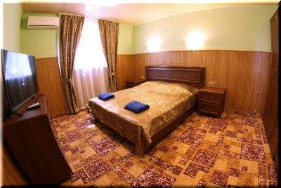 отель рай алушта фото номеров