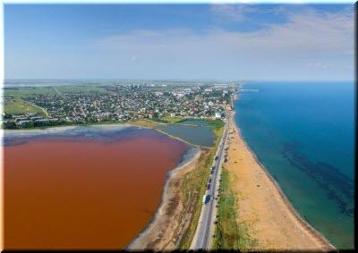 озеро аджиголь крым фото