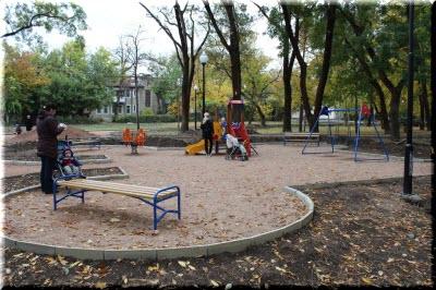 парк шевченко симферополь фото