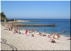 пляж толстяк севастополь
