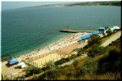 пляж толстяк севастополь фото
