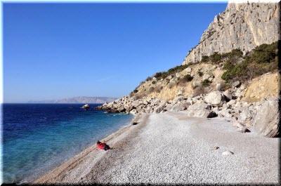 пляж затерянный мир фото вблизи
