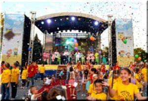 Фестиваль «Солнечный остров» 2017 в Евпатории