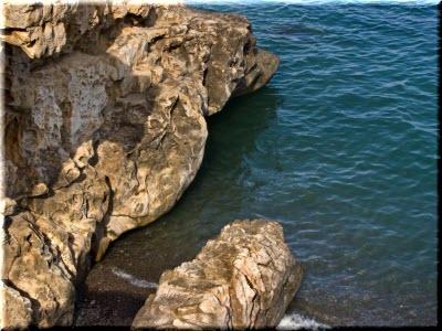 Фото Сырных скал в Малореченском