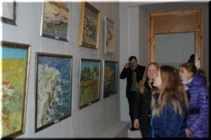 Художественная галерея Никитского ботанического сада