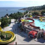 «Голубой залив» — единственный аквапарк Крыма с морской водой