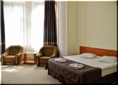 фото номера в отеле «Гранд Астория»