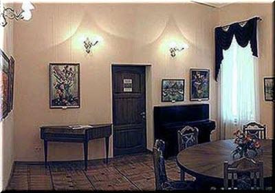 фото внутри дворца графа Воронцова