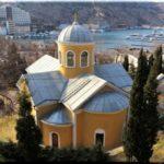 Храм двенадцати апостолов в Балаклаве (Севастополь)