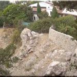 Панеетцкая крепость — укрепление на скале Панеа в Симеизе
