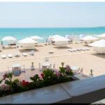«Лазурный берег» — самый чистый пляж в Евпатории
