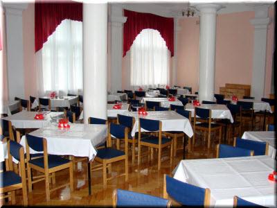 столовая в санатории Запорожье