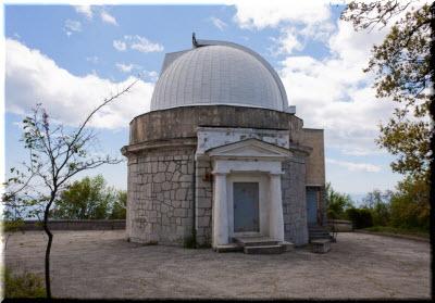 фото Симеизской обсерватории