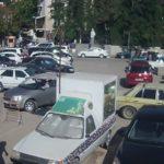 Веб-камера Балаклавы: площадь 1 Мая в реальном времени