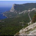 Гора Куш-Кая в Крыму: живописные виды на бухту Ласпи и мыс Айя