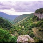 Каньон реки Узунджа в Крыму: среди дикой природы