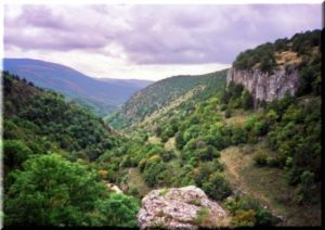 каньон Узунджа
