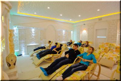 лечение в санатории Сакрополь