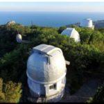 Астрофизическая обсерватория в Симеизе (Крым)