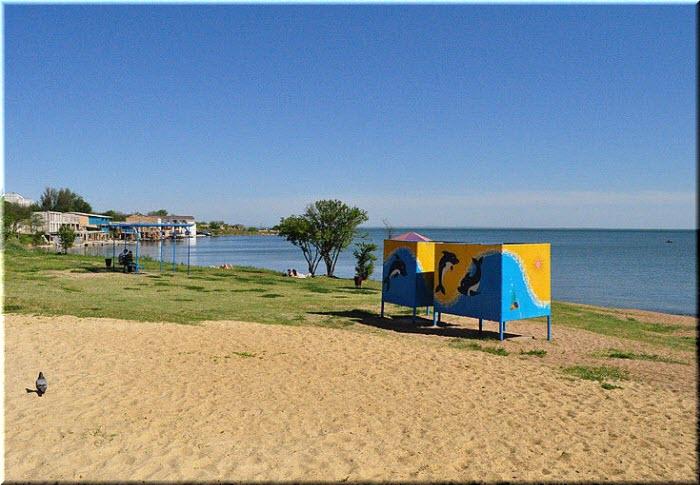 пляж Черепашка
