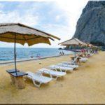 Пляж Мохито: судакское погружение в тропики Крыма