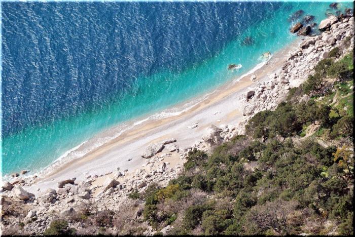 пляж Затерянный мир