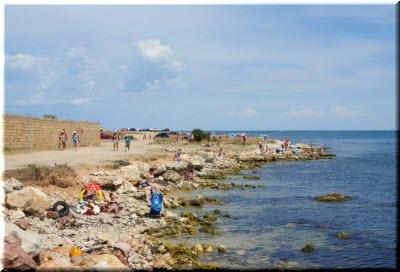 фото с Солдатского пляжа