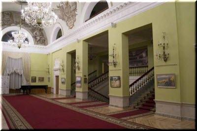 фото внутри театра драмы