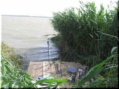 рыбалка у Кызыл-Яра