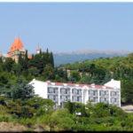 «Утес» — лучший санаторий в одноименном поселке Крыма