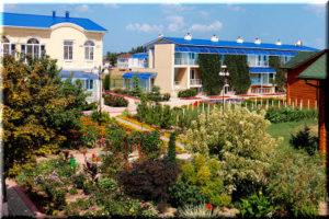 база отдыха Черноморская в Керчи