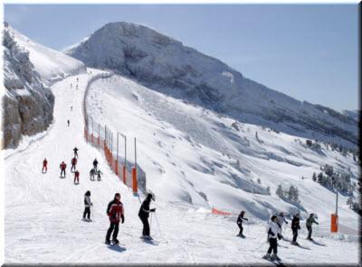 горнолыжный курорт Ангарский перевал