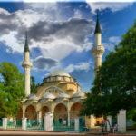 Джума-Джами — красивая ханская мечеть в Евпатории