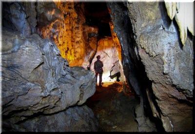 пещера МАН в Крыму